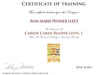 Microsoft Word - CC Certificate of Training.doc
